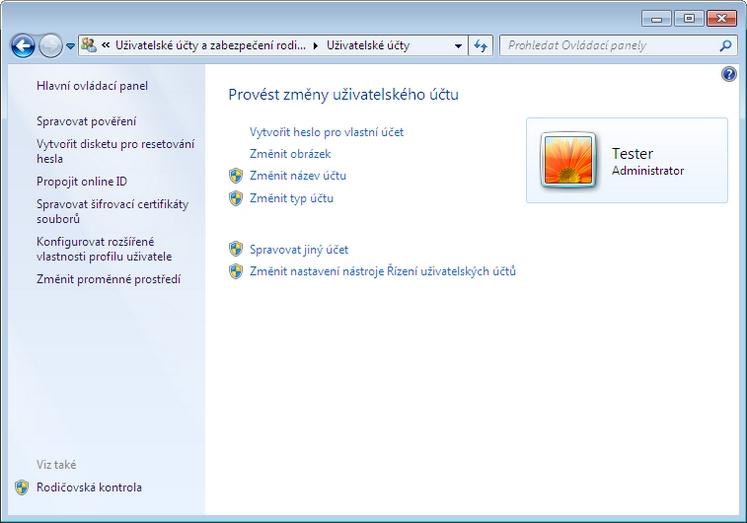 Jak vytvořit disk pro resetování hesla Windows