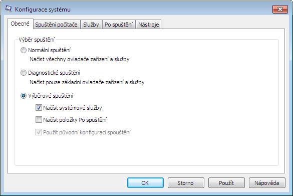 Jak zjistit proč Windows po startu zamrzne