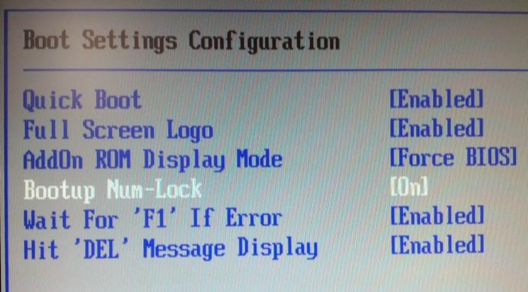 Jak automaticky aktivovat klávesu Num Lock při startu Windows