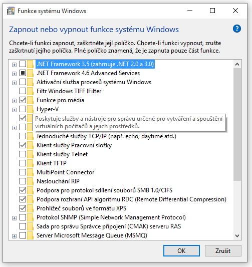 Jak aktivovat skryté funkce ve Windows