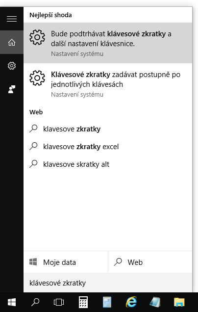 Jak ve Windows 10 zobrazit nápovědu