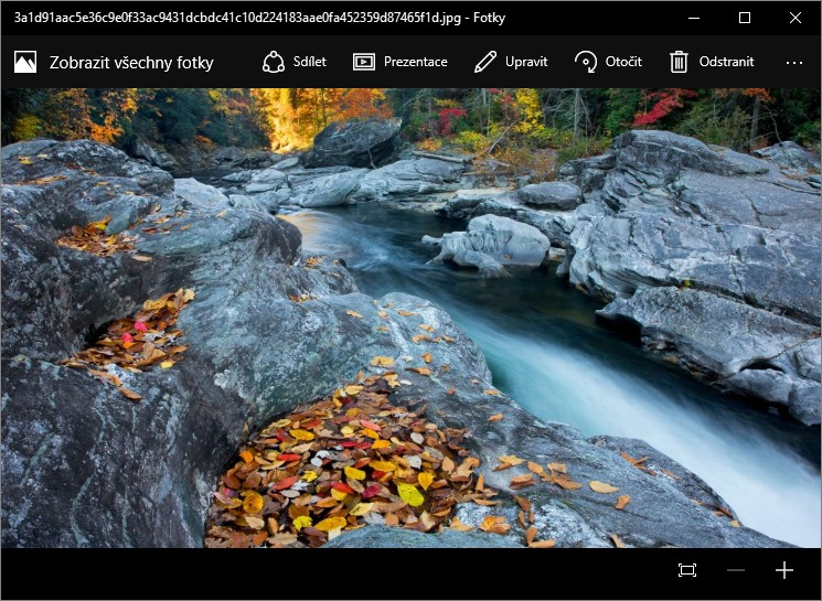 Jak ve Windows 10 aktivovat starý Prohlížeč fotografií (Windows Photo Viewer)