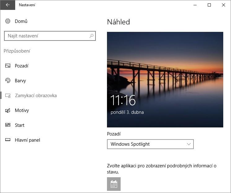 Jak opravit Windows Spotlight na zamykací obrazovce