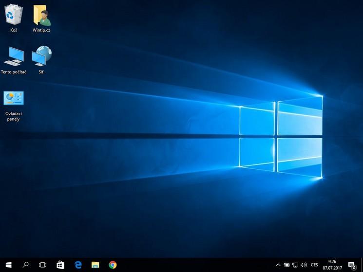 Jak upravit mezery mezi ikonami na ploše ve Windows 10, Windows 8.1 a Windows 8