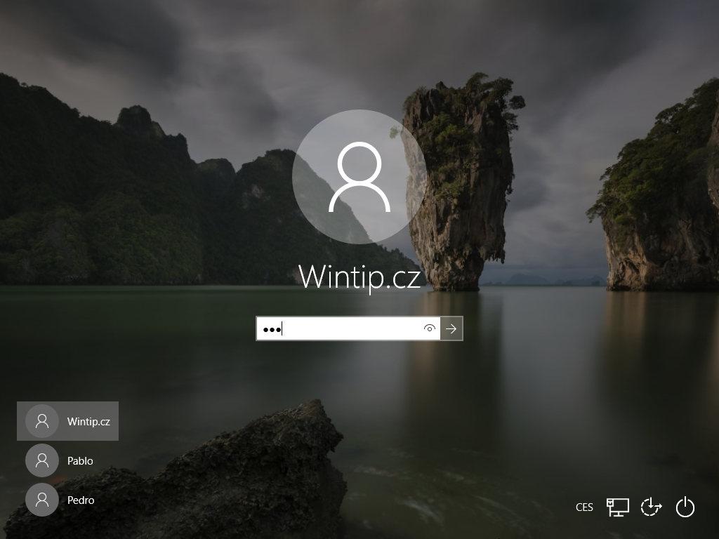 Jak se dostat do Windows 10, když jsem zapomněl(a) heslo