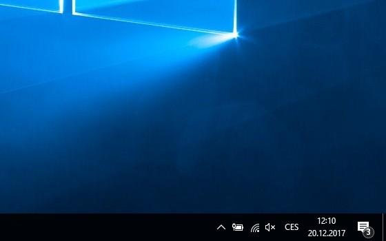 Nastavení notifikací ve Windows 10
