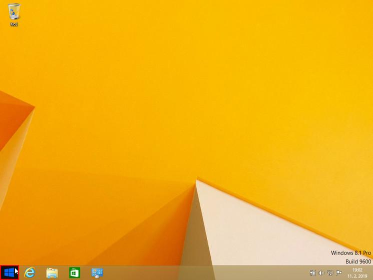 Všechny způsoby jak otevřít Nastavení ve Windows 8